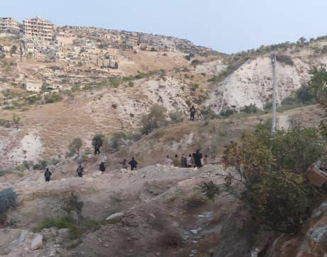 هيئة تحرير الشام تبدأ بالاعتداء على حركة أحرار الشام بأرياف إدلب دعمًا لصوفان