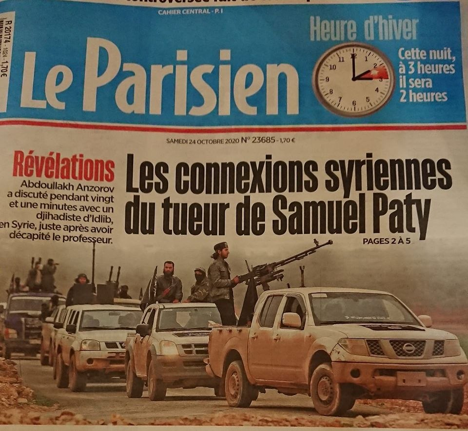 تنسيق بين فرنسا والنظام السوري ضد فصائل إدلب