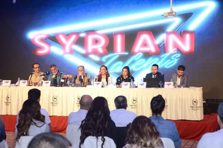 سيريان تالنت Syrian Talent برنامج مواهب سوري على شاشة موالية خلال أيام (صور)