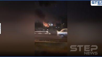 بالفيديو || جرحى بانفجار ضخم هز العاصمة الإيرانية طهران