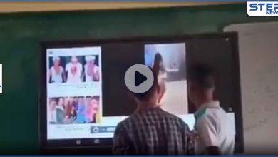 بالفيديو || مدرّس وطلابه يشاهدون راقصة داخل الصف والحكومة المصرية تتحرك