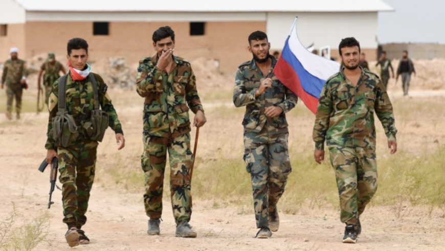 """مقابل رواتب خيالية.. تقرير يكشف عن تجنيد روسيا لـ""""شبان سوريين"""" لإرسالهم إلى فنزويلا"""