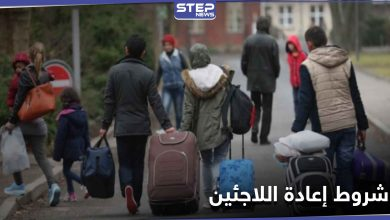 ألمانيا تحدد 8 معايير لعودة اللاجئين السوريين الطوعية إلى ديارهم