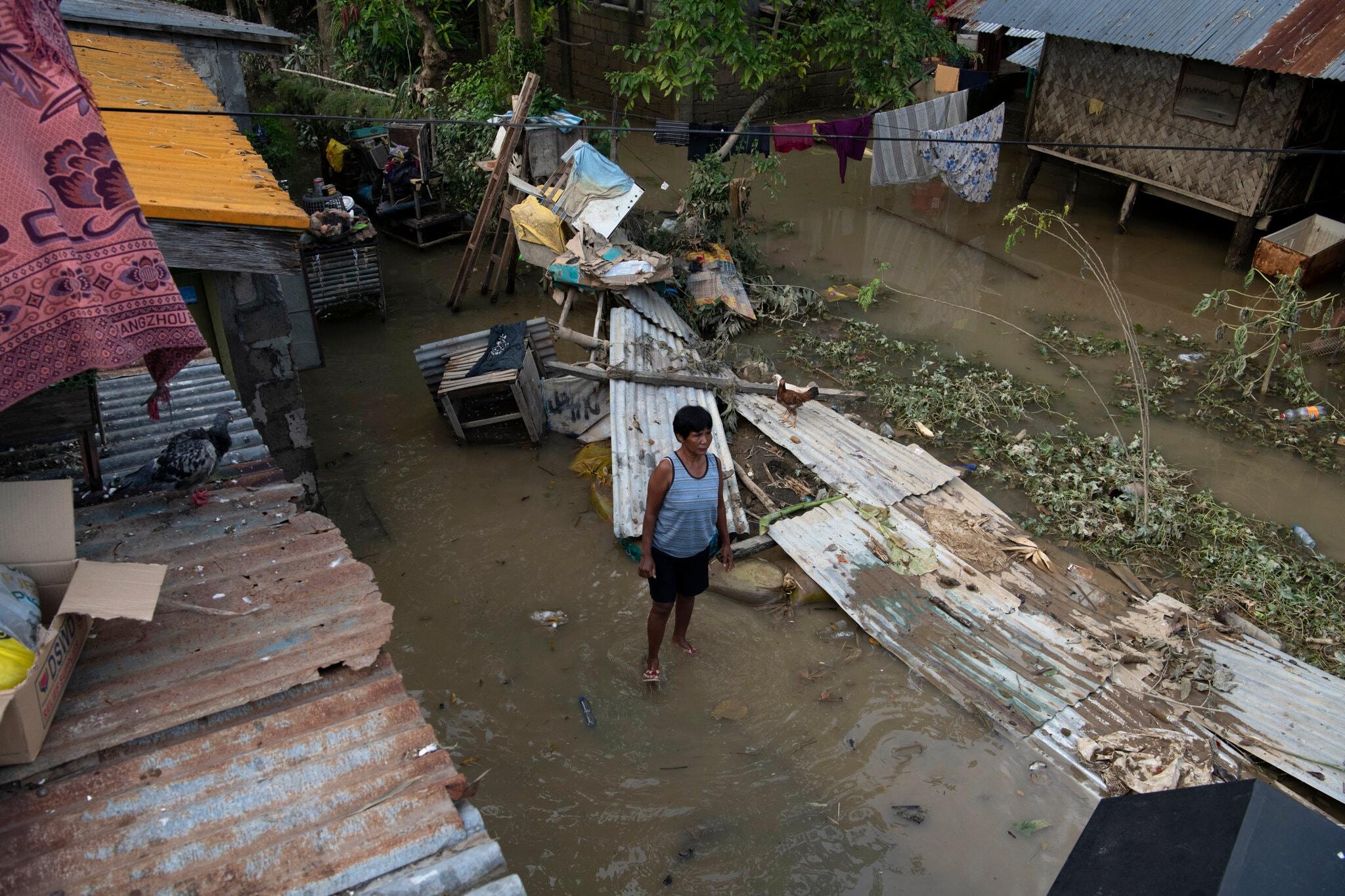أقوى أعاصير القرن منذ عام 1932 يخلف عشرات القتلى في أمريكا الوسطى
