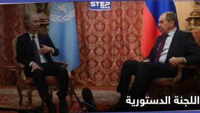 بيدرسون إلى موسكو....ومباحثات عمل اللجنة الدستورية السورية على رأس أولويات المبعوث الأممي
