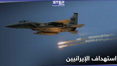 طيران حربي يستهدف مقرات إيرانية بأكثر من 10 غارات قرب البوكمال.. ومصدر يكشف الهدف