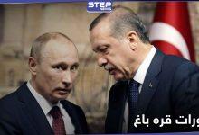أسوة باتفاق قره باغ .. أردوغان يقترح على بوتين الحل للقضية السورية