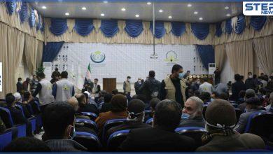 عدسة ستيب ترصد فعالية افتتاح مستشفى إدلب الجامعي