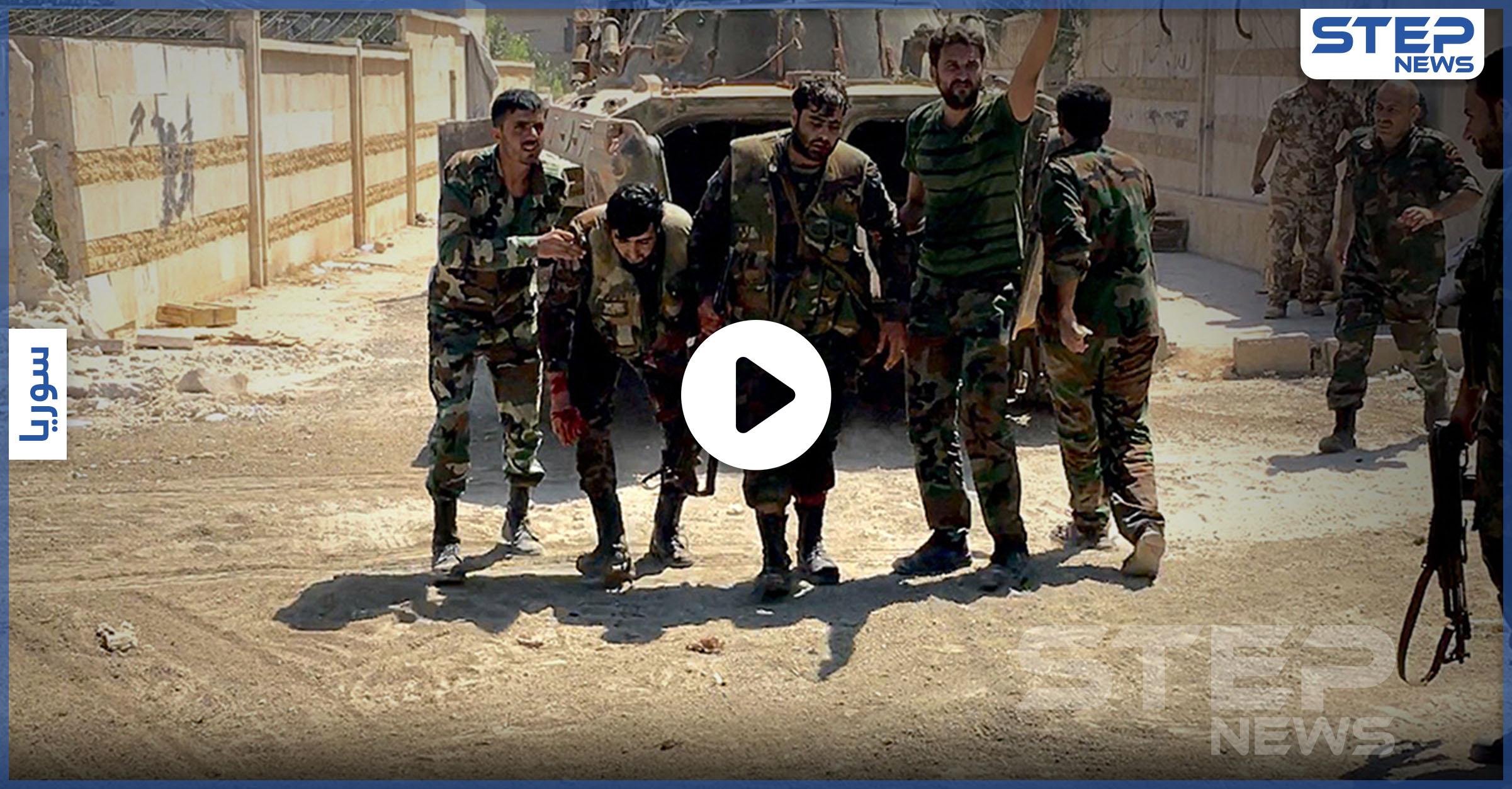 تحرير الشام تقتحم مقرات عمليات أحرار الشام بجبل الزاوية
