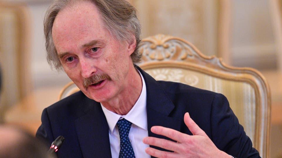 بعد زيارته لدمشق.. بيدرسون يتباحث مع إيران 3 نقاط هامة حول الملف السوري