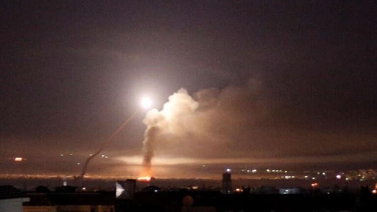 غارات إسرائيلية تستهدف مقرات فيلق القدس الإيراني في دمشق.. والنظام السوري يؤكد سقوط قتلى