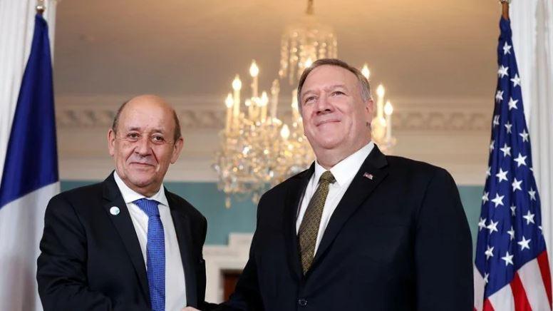 بومبيو يدعو أوروبا لوضع حد لتركيا في الشرق الأوسط.. وخطة واشنطن تجاه إيران