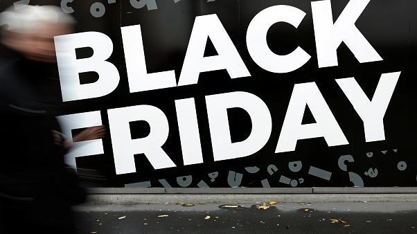 """الجمعة السوداء أو """"BlacK Friday"""