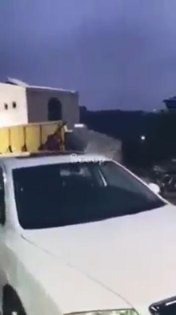 بالفيديو   القرداحة.. إطلاق قذائف آر بي جي وسيارات فارهة في حفل غنائي بفيلا طلال الأسد