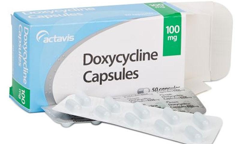 دواء doxycycline دوكسيسايكلين لعلاج حب الشباب