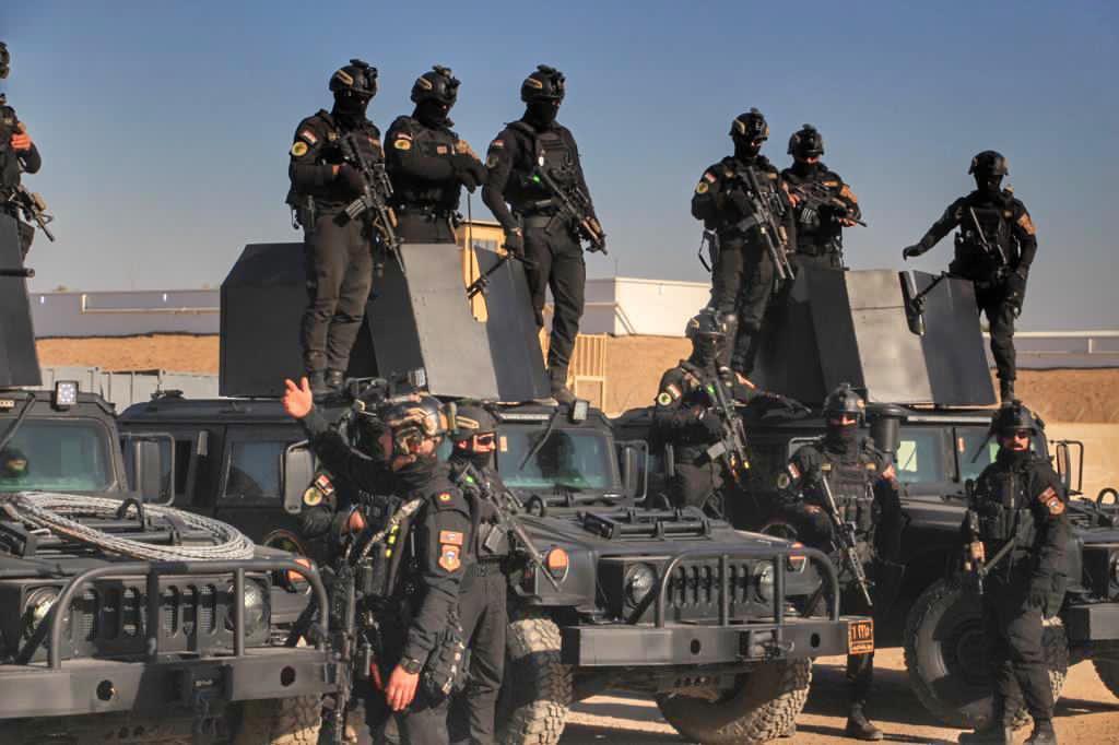 القبض على المنسق الإداري لتنظيم داعش بعملية سريّة في مطار بغداد الدولي
