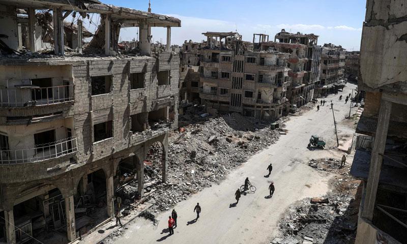 خاص|| مخطط إيراني خطير في ديرالزور يمتد إلى الغوطة بريف دمشق