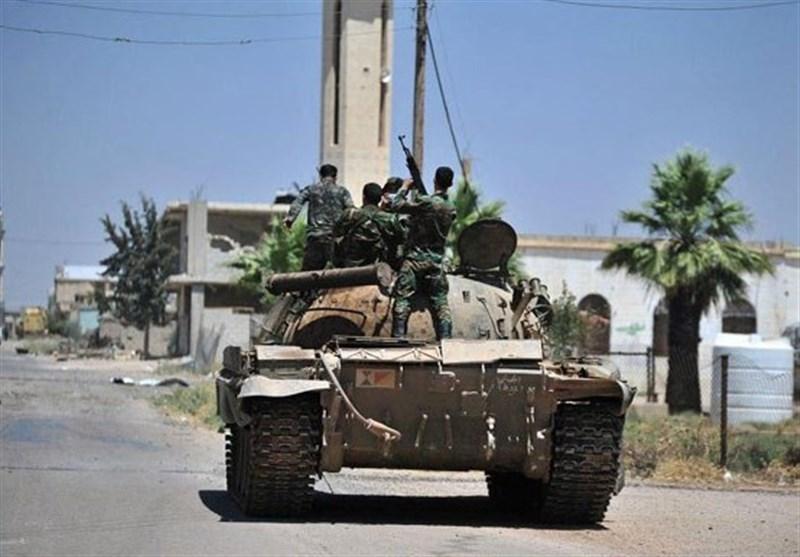 """الفرقة الرابعة تقتحم محيط بلدة المسيفرة بريف درعا وتعتدي على """"بدو رحّل"""""""