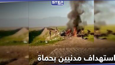 قتلى من المدنيين باستهداف قوات النظام السوري لآليات زراعية بحماة وتحذيرات من خطوط المواجهة