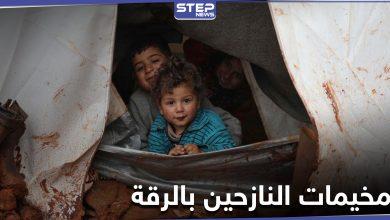 خاص|| أعداد النازحين في مخيمات مدينة الرقة خلال 2020 تجاوزت الآلاف على اختلاف مسبب التهجير