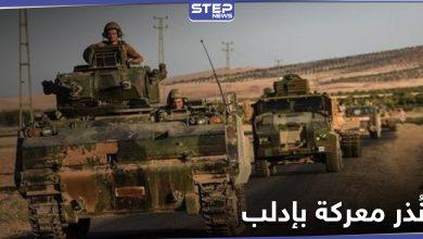 حشود عسكرية من كل الأطراف ومناوشات تنذر بقرب المعركة في ريف إدلب الجنوبي