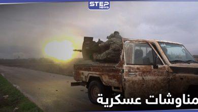 تركيا تعزز مواقعها ومناوشات عسكرية بين قوات النظام السوري والمعارضة جنوب إدلب