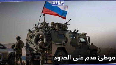 في خطوة لتوسيع نفوذها.. روسيا تفتتح أول مقر عسكري لها بمدينة البوكمال