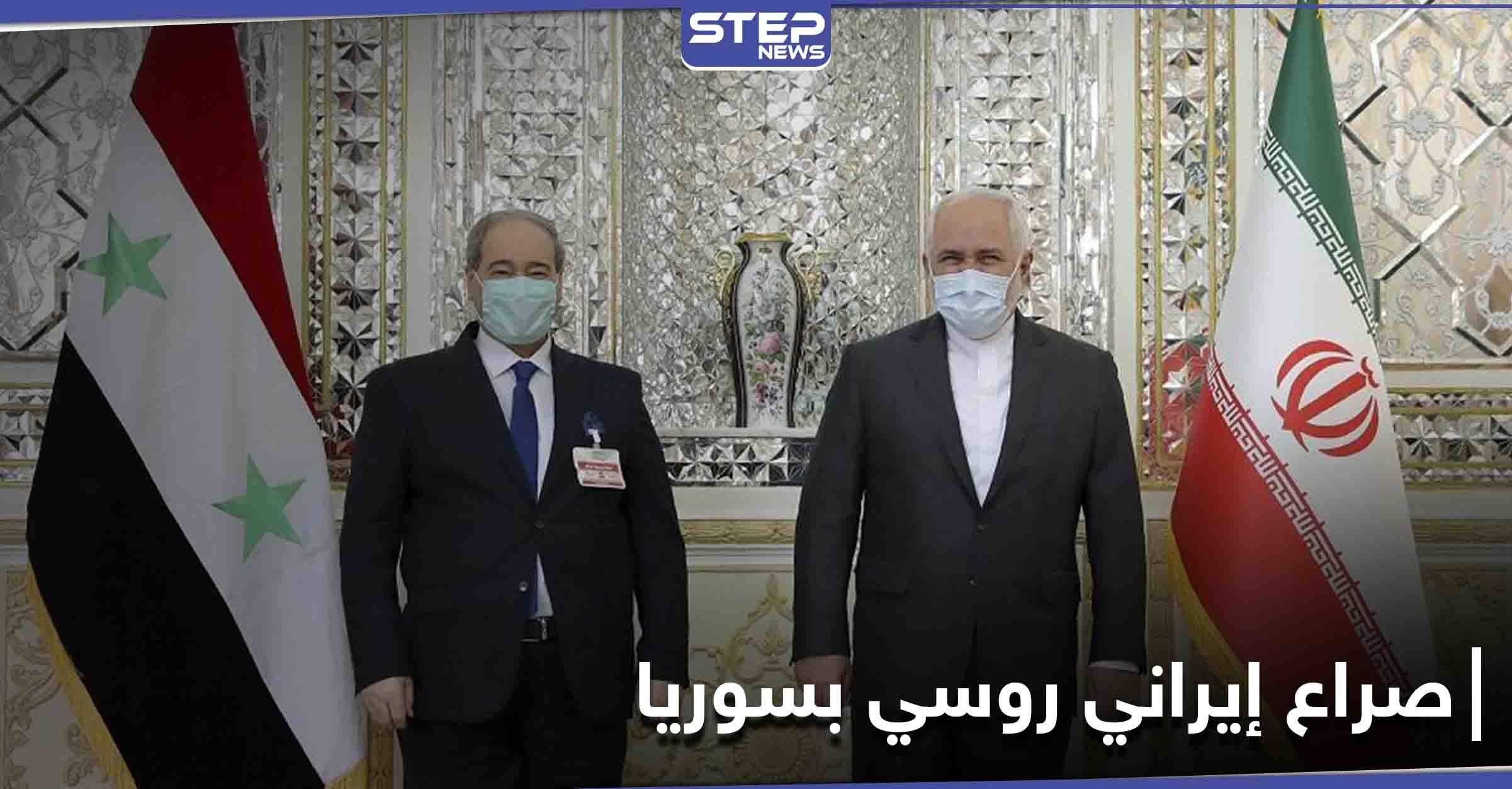 صحيفة روسية.. النظام السوري وإيران ينصبان فخ لروسيا والأخيرة لهم بالمرصاد