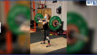 بالفيديو|| أقوى طفل بالعالم.. طفلة كندية تحمل وزن 80 كيلوغرام وعمرها 7 سنوات