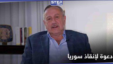 فراس طلاس يطلق دعوة لإنقاذ سوريا ويطلب من الإكفّاء مراسلته