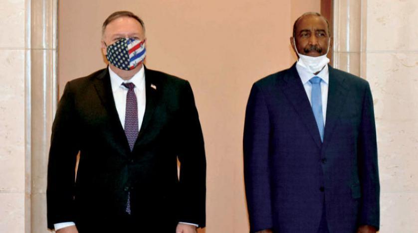 السودان يحدد شرطاً على الولايات المتحدة مقابل الاستمرار باتفاق السلام مع إسرائيل