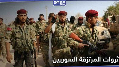 خاص|| قادة المرتزقة السوريين في ليبيا يبدأون فصلاً جديداً باستغلال مقاتليهم وبناء ثروات مالية لأقربائهم