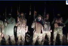 بالفيديو   ميليشيا عصائب أهل الحق المدعومة إيرانياً تمهل حكومة العراق 48 ساعة لتنفيذ مطالبها