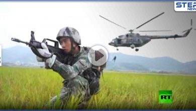 بالفيديو || توتر بين أستراليا والصين والأخيرة تختبر قواتها بهجمات