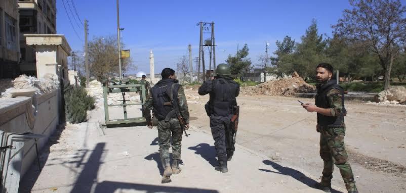 خاص    عناصر النظام السوري تتخذ من حديقة عامة في حلب مرتعًا لأفعال الشذوذ