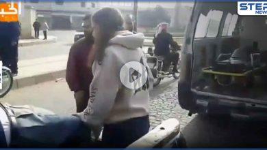 بالفيديو|| مات أمام المسعفين.. وفاة مريض سوري على باب مركز صحي رفض استقباله