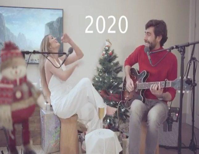 بالفيديو    عشية رأس السنة الجديدة.. النيران تشتعل في شعر مغنية مشهورة خلال جلسة تصوير