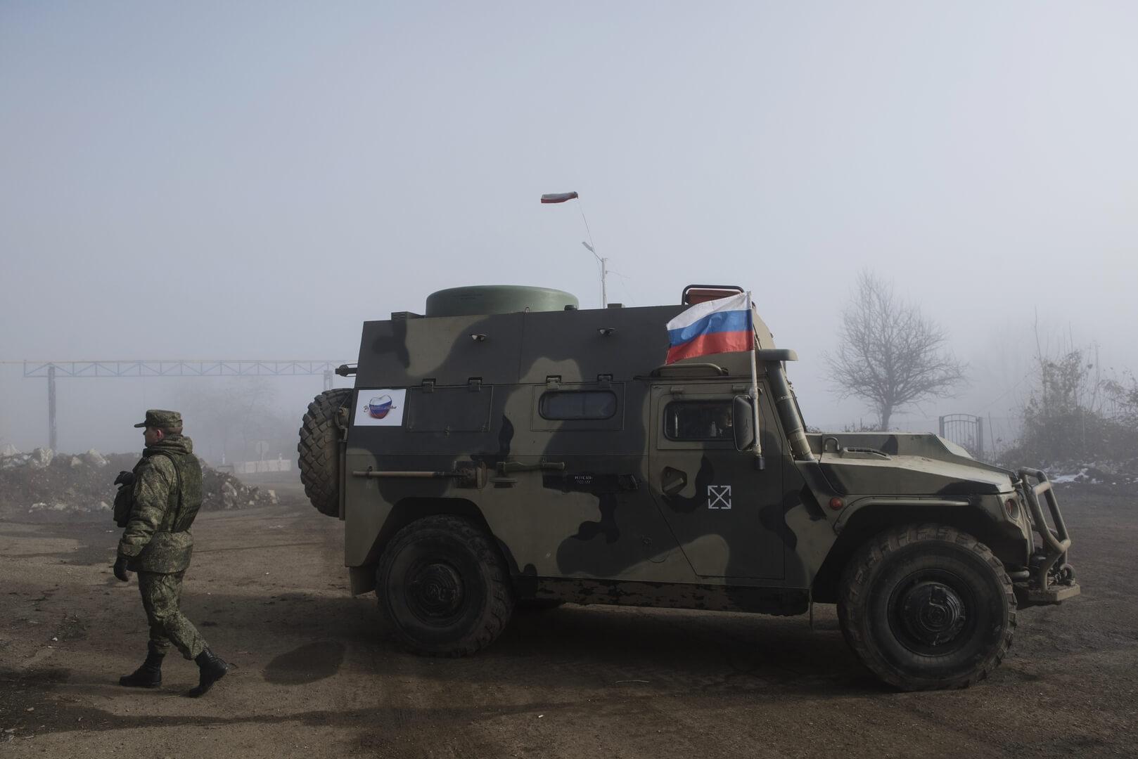 الدفاع الروسية تعلن عن تنفيذ عملية جديدة في قره باغ.. واتفاق بين موسكو والخرطوم