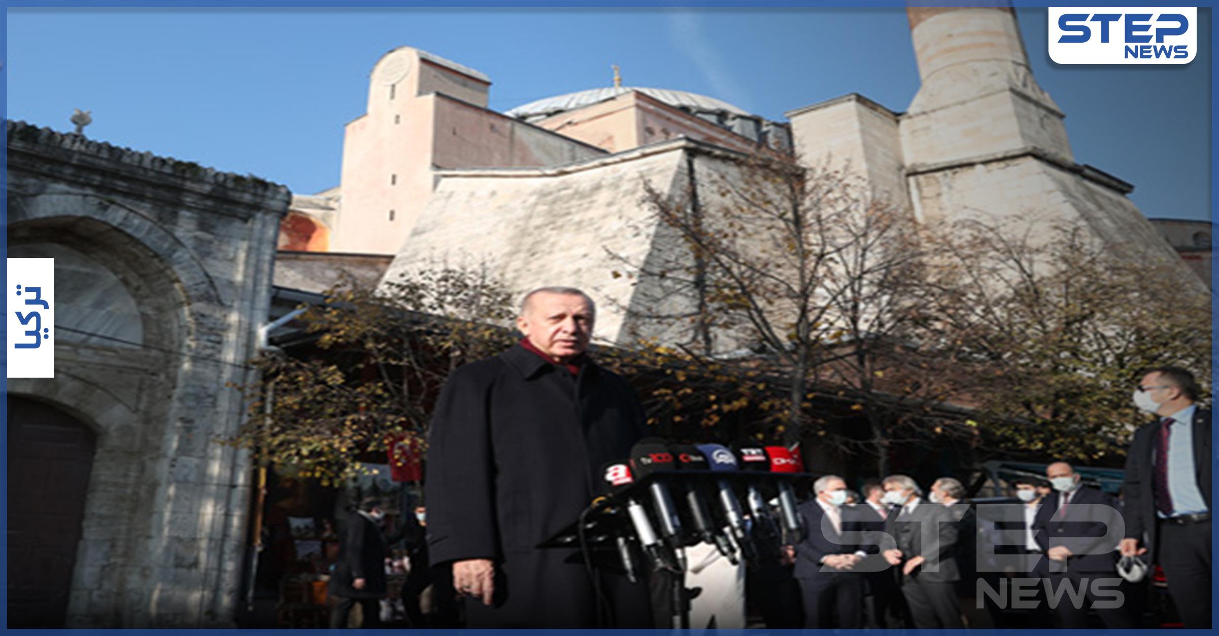 فرنسا تشيد بالتعاون مع مصر في الشرق الأوسط .. وماكرون وأردوغان يتبادلان الهجوم ( فيديو)