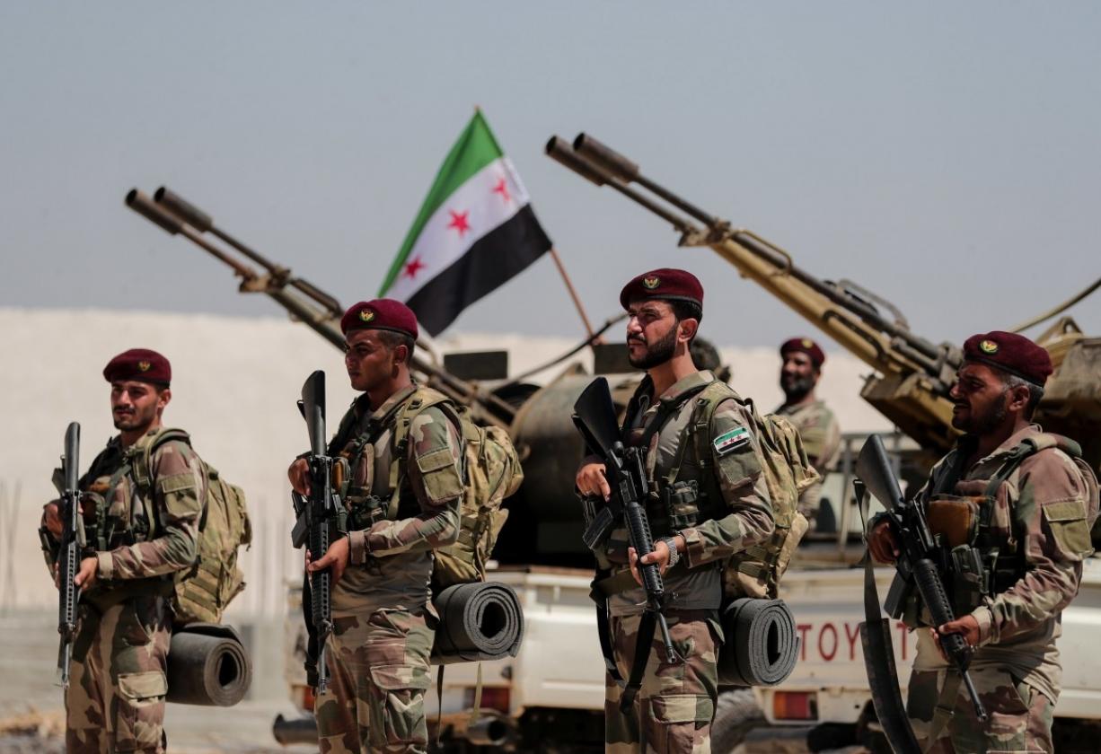 مصدر عسكري لـ ستيب   البدأ بتجهيز مرتزقة سوريين إلى كشمير بعد انتهاء ملف أذربيجان