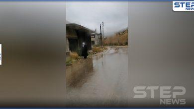 خاص بالفيديو|| بعد السماح بزيارتها لبرهة.. أهالي قريتي عين الفيجة وبسيمة بريف دمشق تفاجأوا بحال بيوتهم