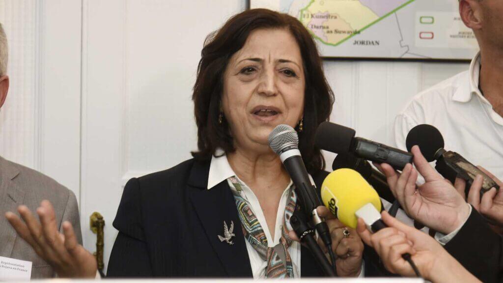 قسد تطالب بايدن بمنحها حكم ذاتي وتخوّف على العرب المتواجدين بأراضيها