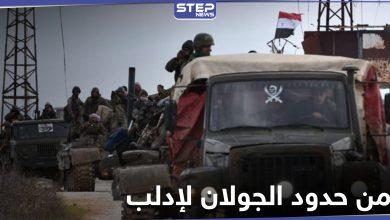 خاص|| قوات النظام السوري تسحب أرتالاً من حدود الجولان إلى حماة وإدلب