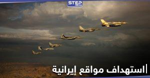 خاص|| 7 قتلى بضربات من طيران مُسيّر على نقاط إيرانية في ريف دير الزور