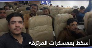 """خاص   أول دفعة هذا العام من المرتزقة السوريين في ليبيا يعودون بعد سخط من """"النصب عليهم"""""""