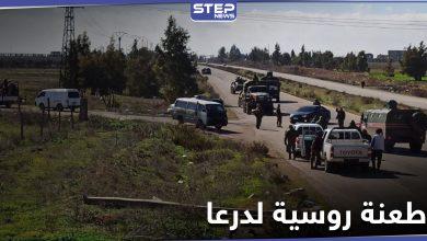 فرع أمني يغدر بقرية شمال درعا ويعتقل شبّان بينهم قيادي باللواء الثامن الروسي