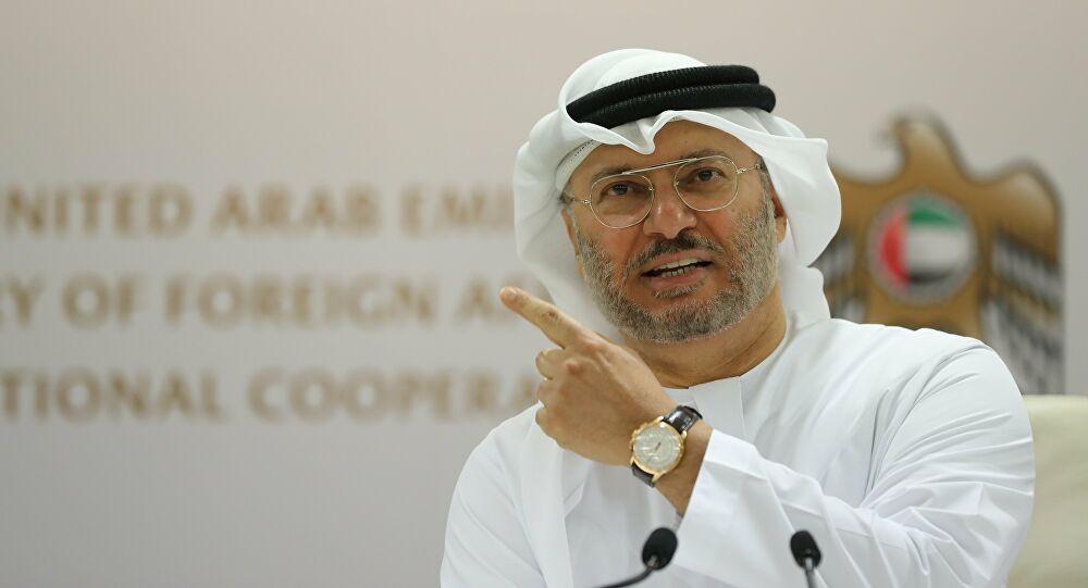أنور قرقاش يوضّح المطلب العربي الوحيد من تركيا ويتحدث عن مؤشرات إيجابية بعد مصالحة قطر