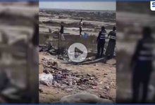 بالفيديو|| شرطي يوثق الحادثة.. شاب بدون في الكويت يحاول إنهاء حياته بطرق مختلفة احتجاجاً