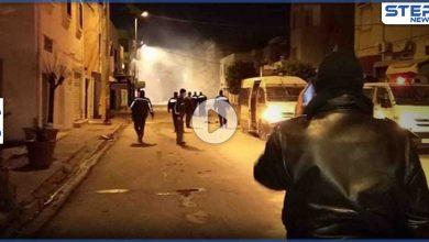 بالفيديو   هل هي ثورة ثانية.. تونس تشتعل ب احتجاجات غاضبة وتحطيم محال ومحاولة سرقة بنوك