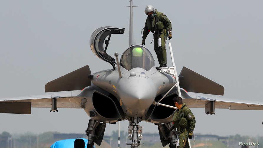 مع بدء المحادثات مع تركيا.. صفقة بين اليونان وفرنسا لشراء مقاتلات